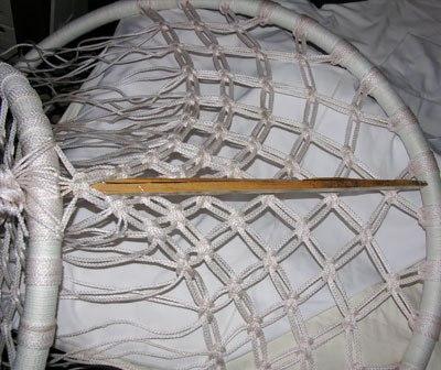 Схемы для плетения спинки