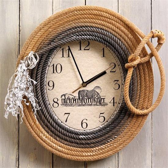 Часы из гипса своими руками