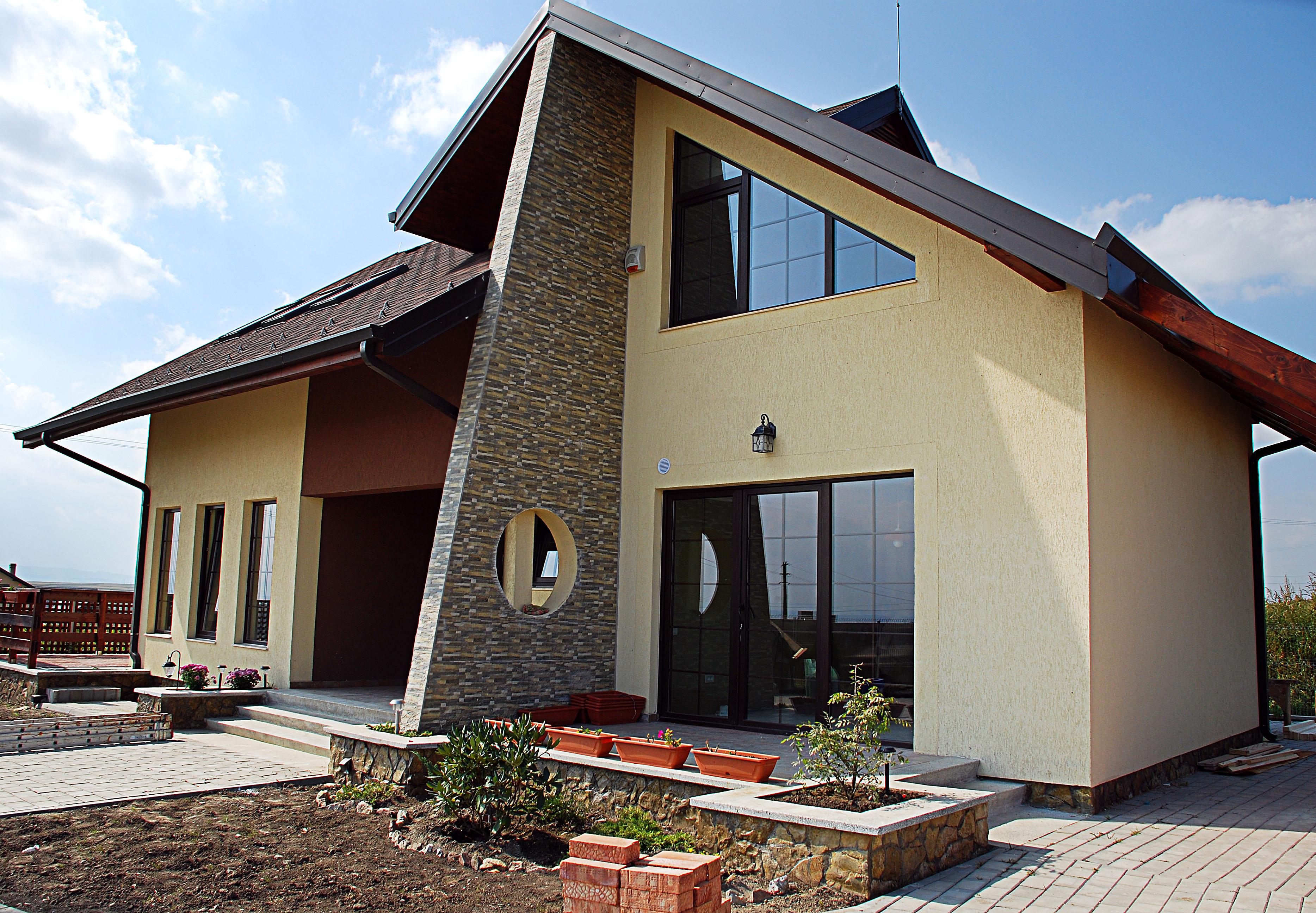 Частный дом своими руками проект