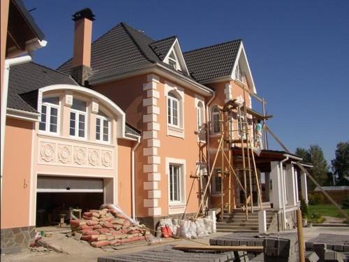 Ремонт фасадов смоленская область