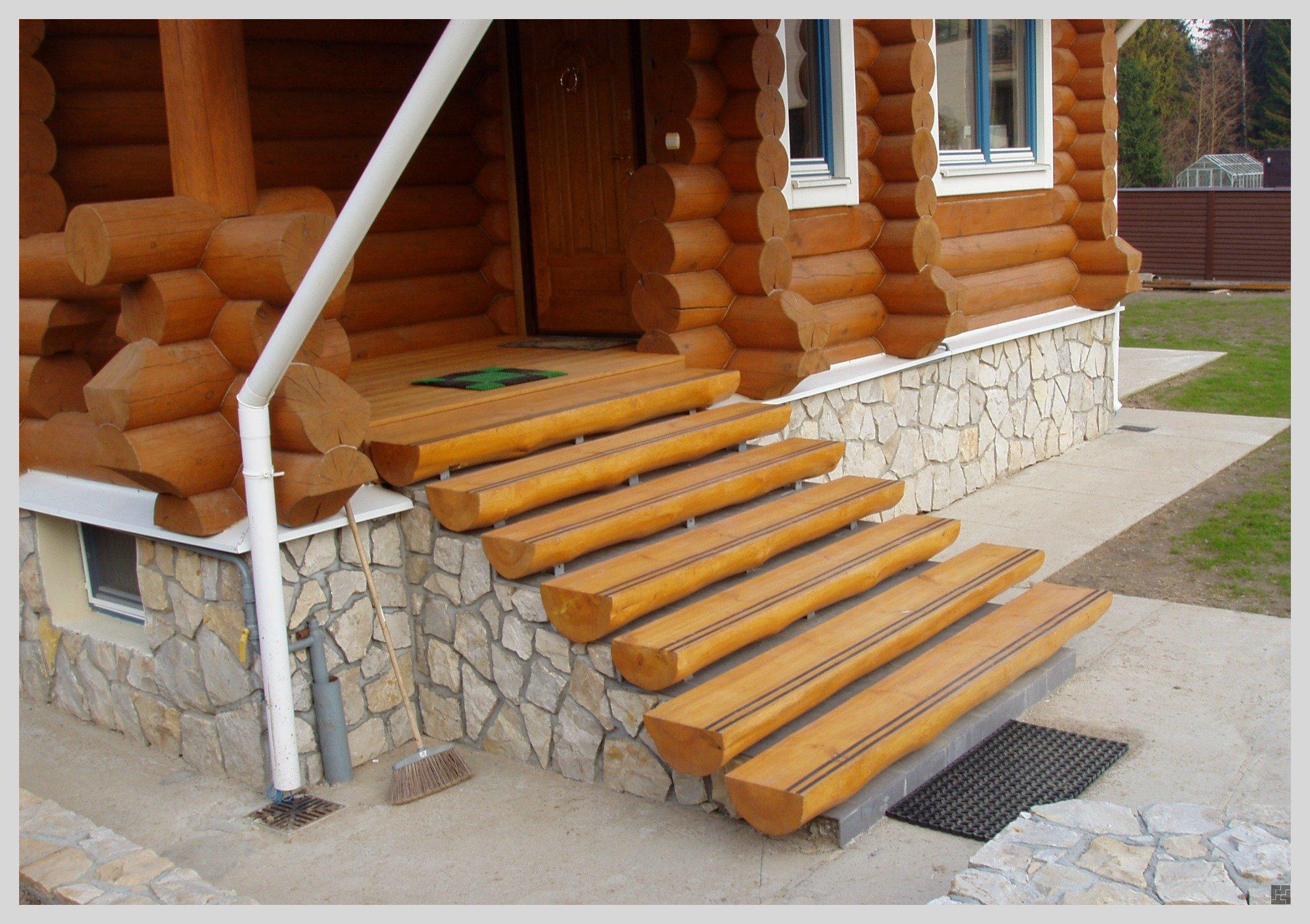 Крыльцо для деревянного дома своими руками фото