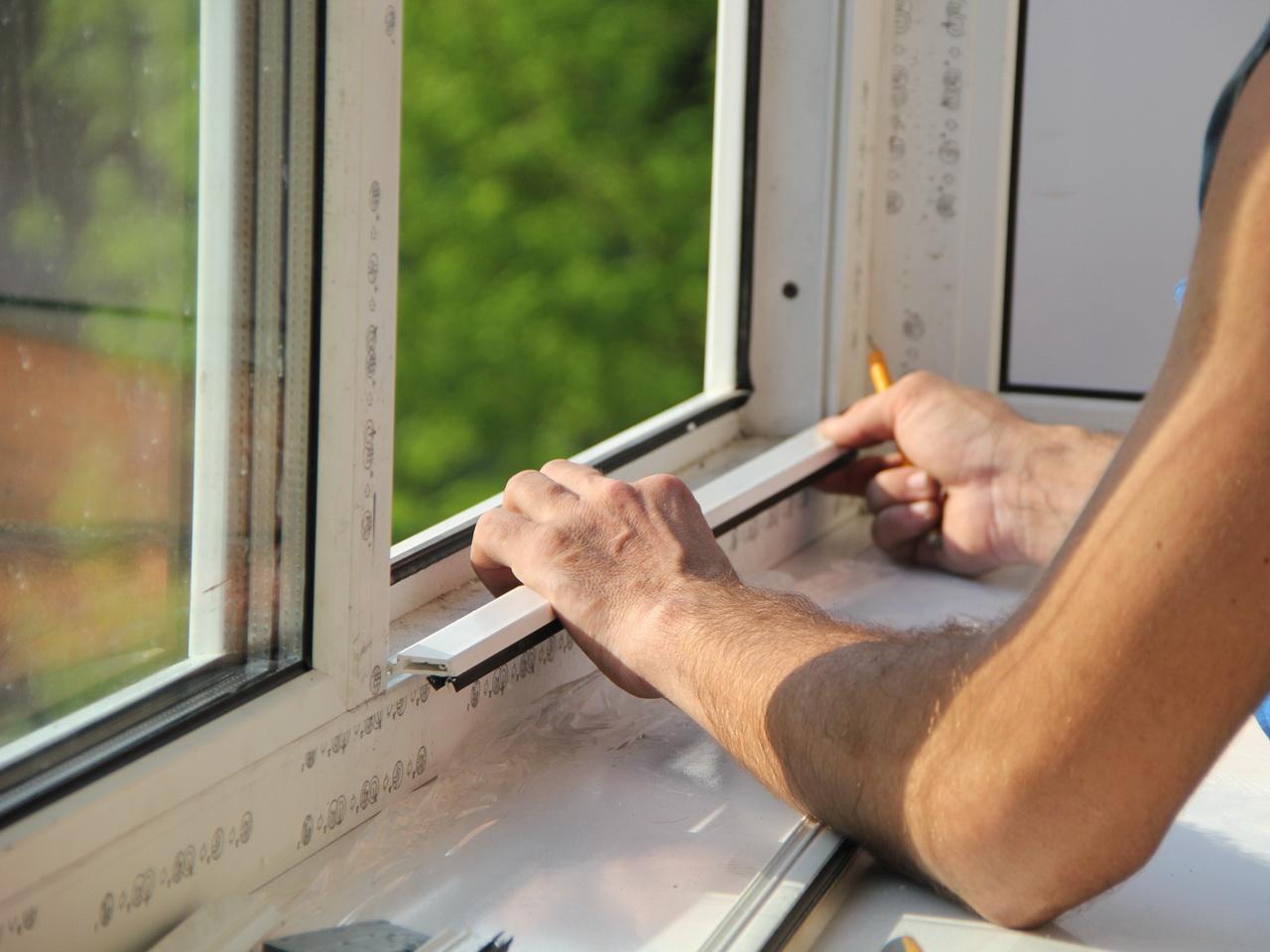 Как сделать изотермический ПоднавИзготовить вУстановка металлопластиковых окон