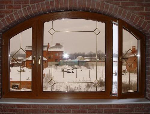 Эконом окно или окно для дачи - Деревянные окна Стелла