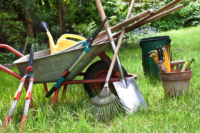 Садово огородный инструмент