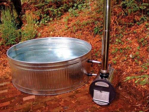 Как нагреть воду в бассейне своими руками