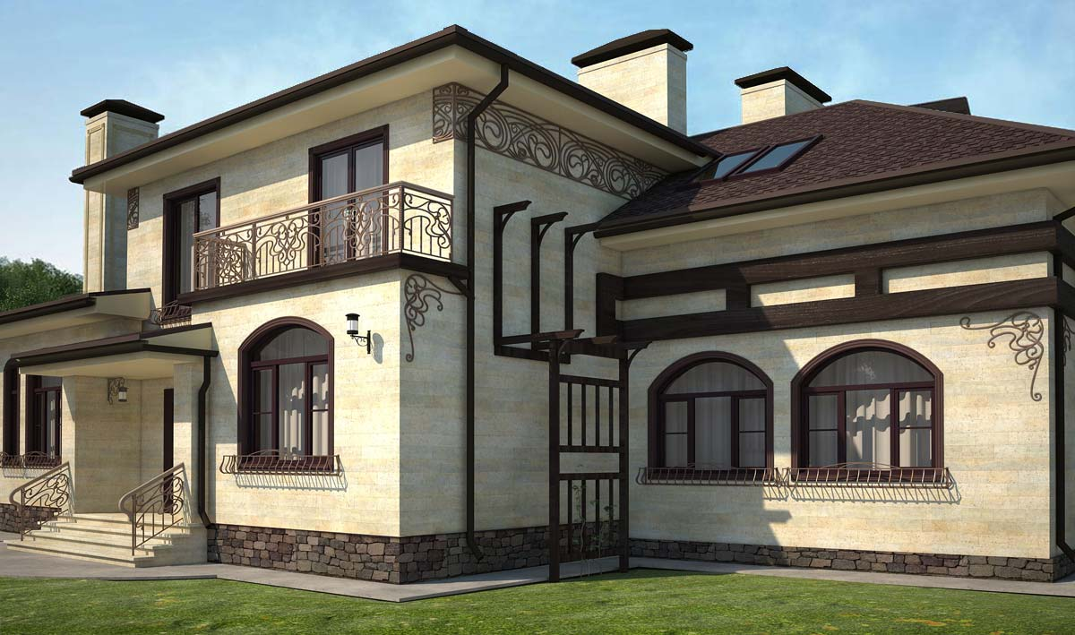 Фото красивого дизайна дома