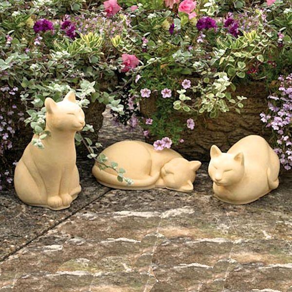 Поделки из гипса своими руками кот