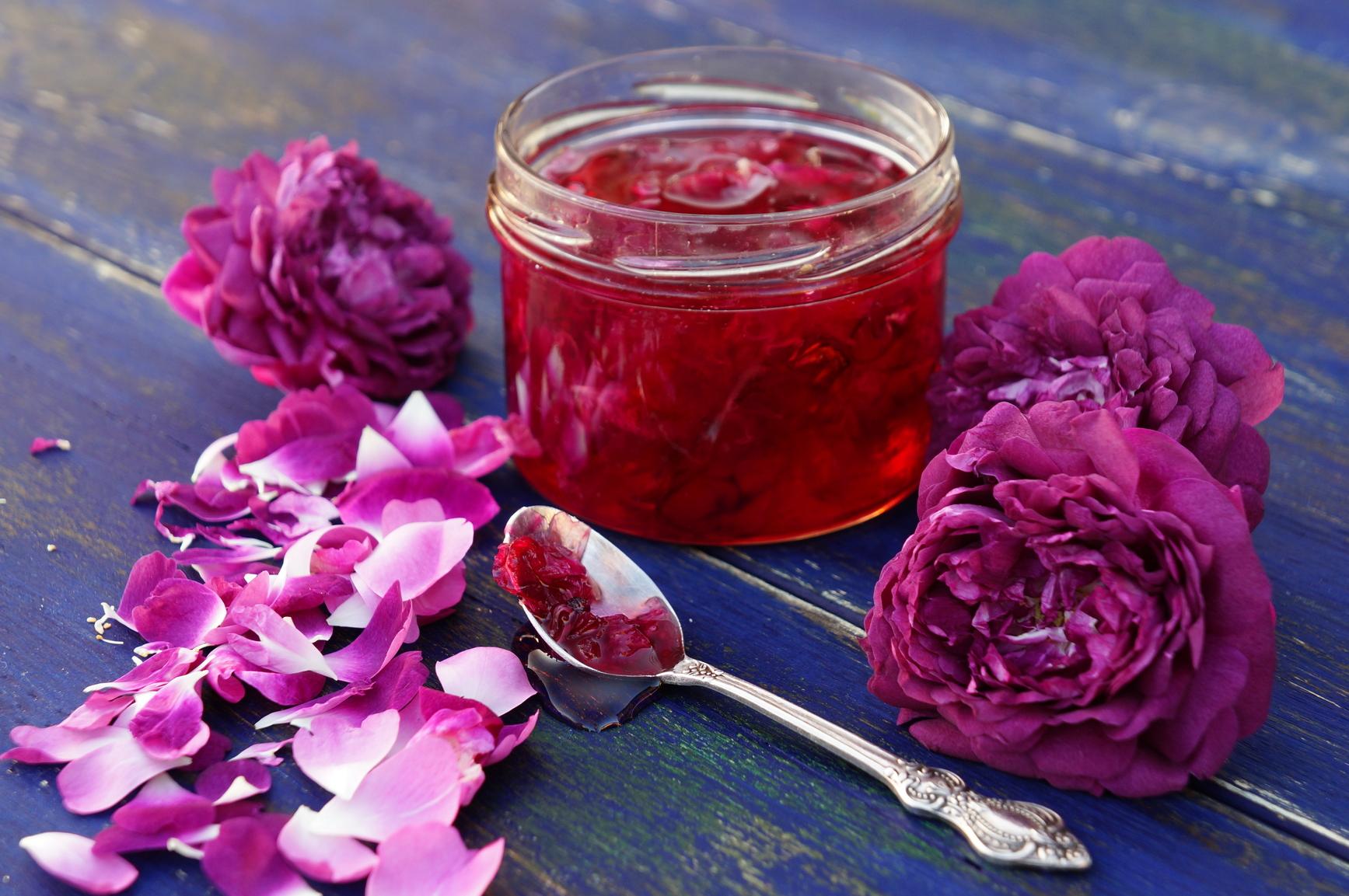 Как сделать из чайной розы