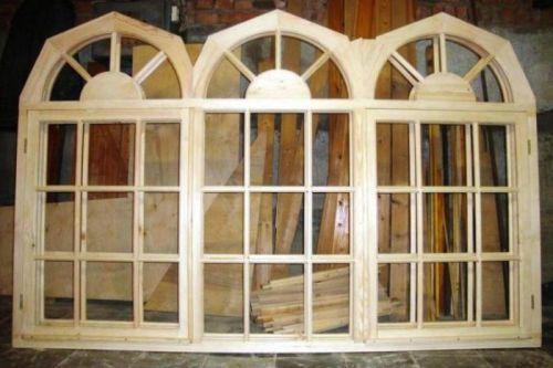 Окна для террасы своими руками