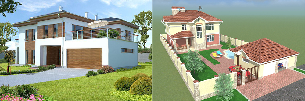 Скачать бесплатно проекты индивидуальных жилых домов, дач