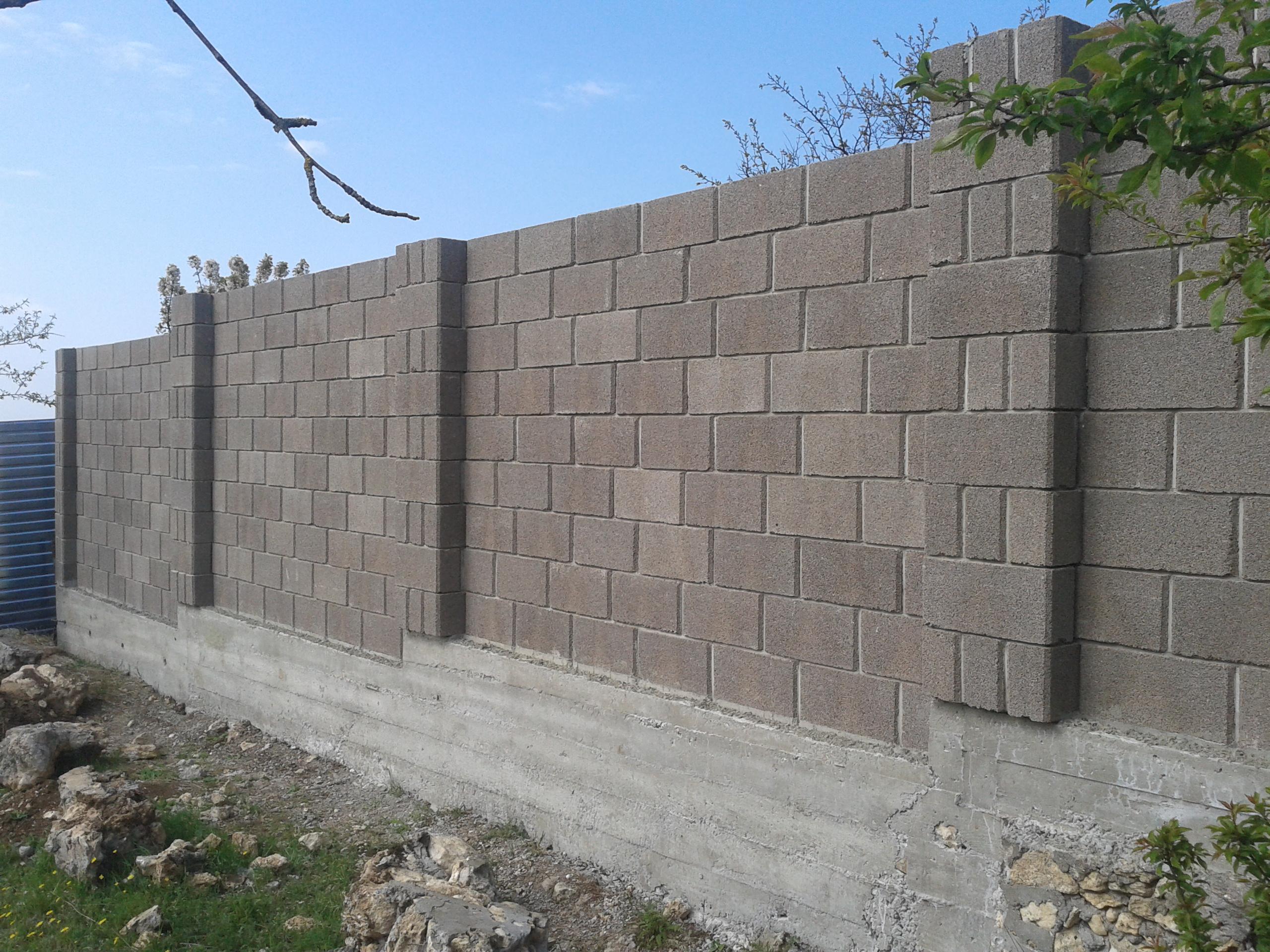 Как построить забор из француза своими руками 13