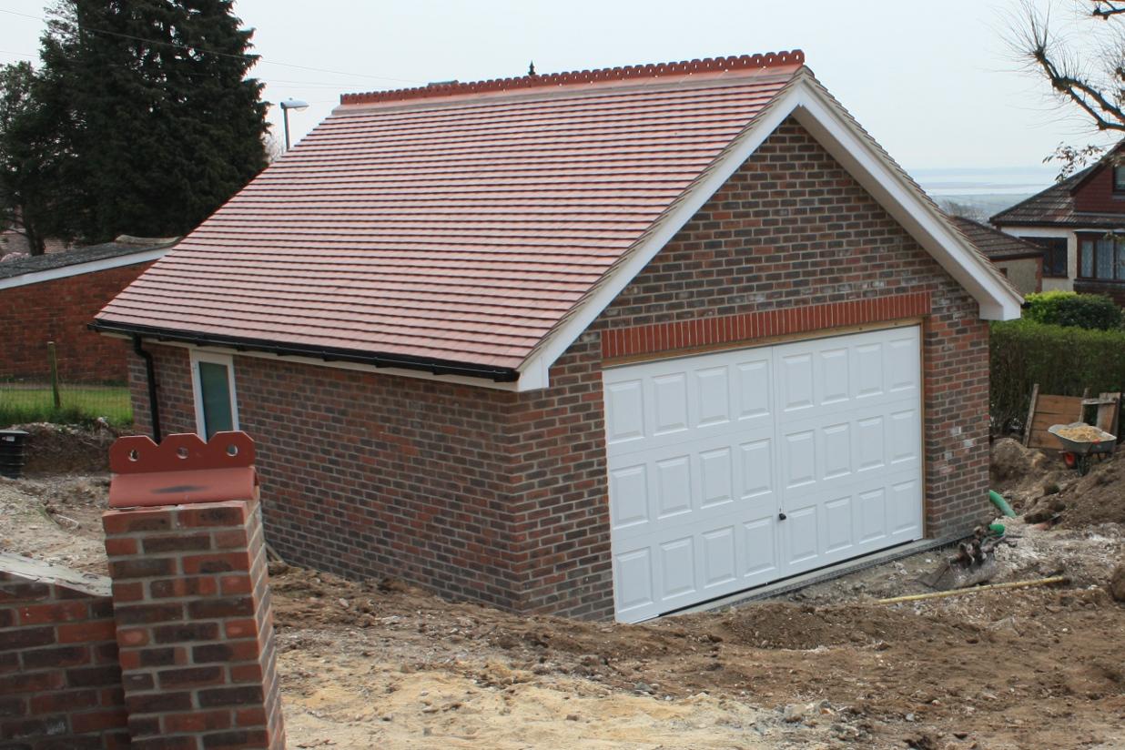 Крыши гаражей проекты фото
