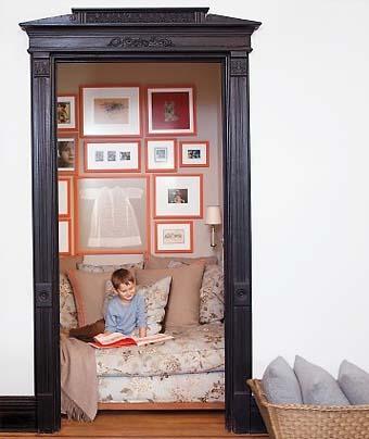 комната из кладовки фото