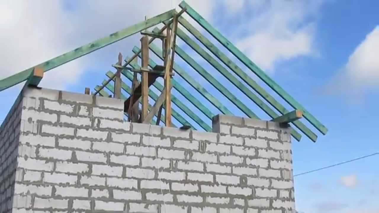 Как сделать крышу в гараже своими руками фото 55