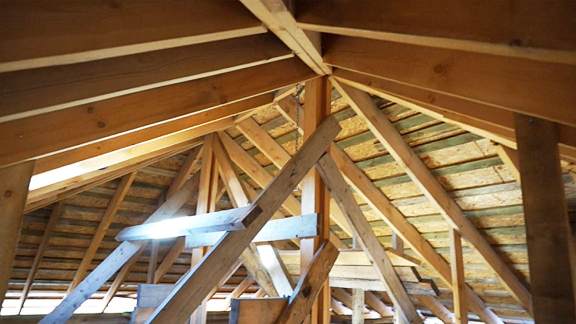 Крыша своими руками 4 скатная как правильно построить фото 199
