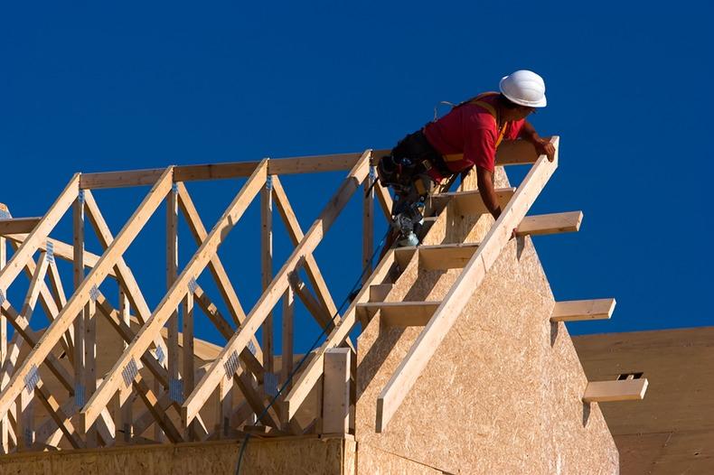 Строительство крыши своими руками этапы фото