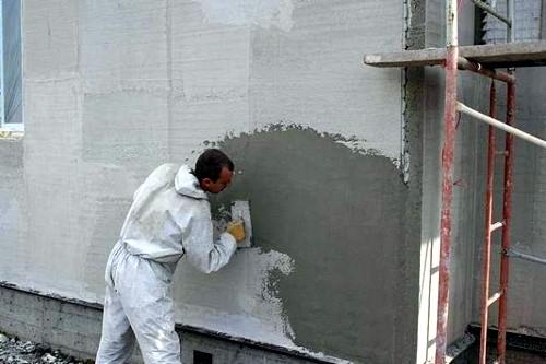 Техническое задание на ремонт фасадов здания