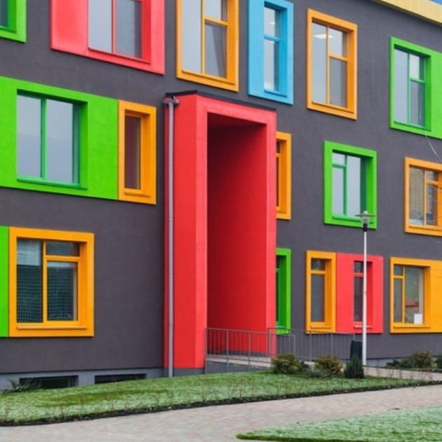 Картинки по запросу Как покрасить фасад